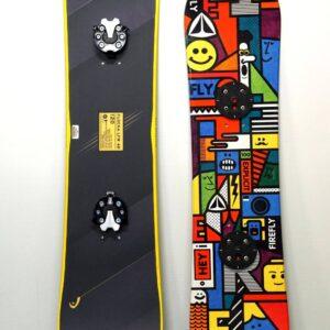 Snow board da free ride e free style